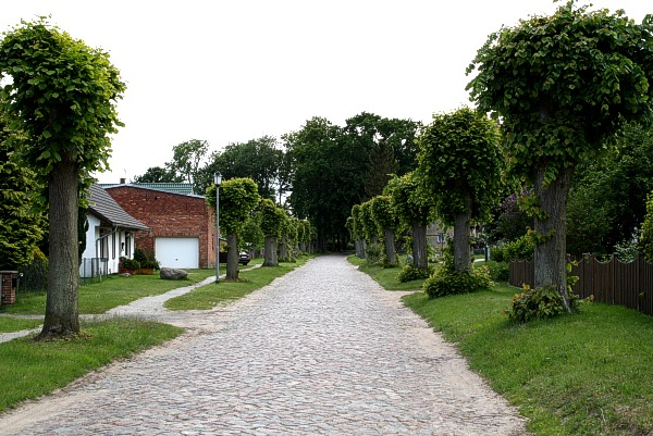 Stolpe auf Usedom